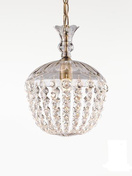 Ceiling lamp 7660. Mått 27x40 cm. Klicka för stor bild.