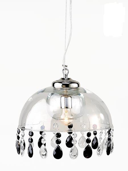 Ceiling lamp 9615-33 BP. Mått 35x33 cm. Klicka för stor bild.