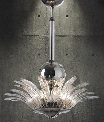 Ceiling lamp FLORENCA 75x48 cm