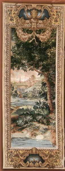 GOBELÄNG 1032 Portière cascade. 187x75. Klicka för stor bild.
