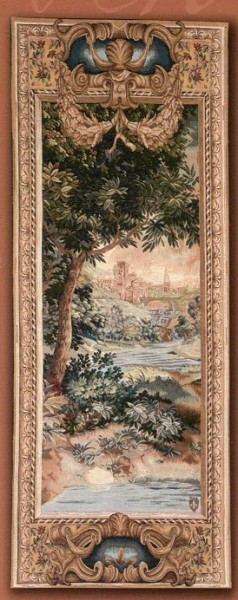 GOBELÄNG 9027 Portière cascade. 187x75. Klicka för stor bild.