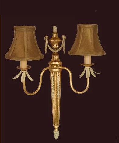 Vägglampett ref. 51443-MC. 50x35 cm. Klicka för stor bild. Finns i andra färger.